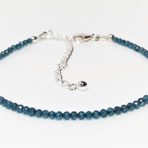 London Blue Topaz Gemstone Bracelet